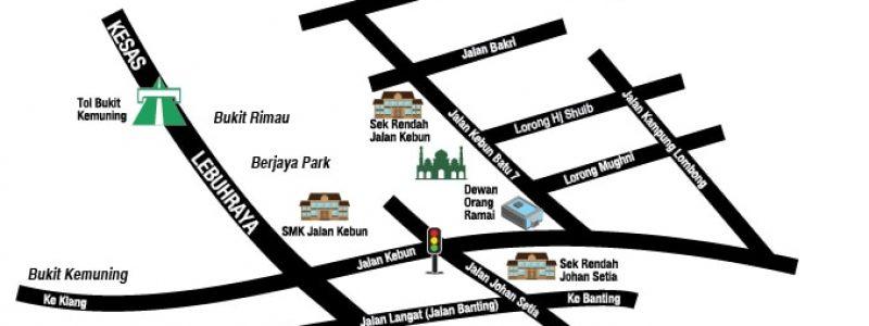 03-SingleProject Carissa-Map